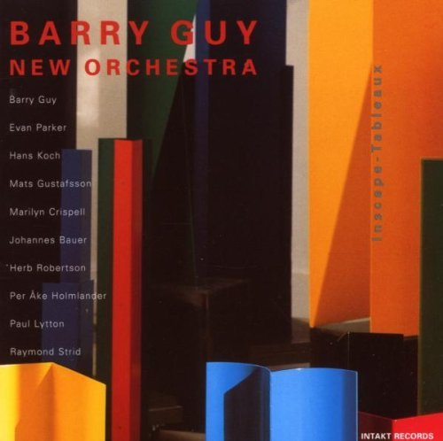 Barry Guy Inscape Tableaux