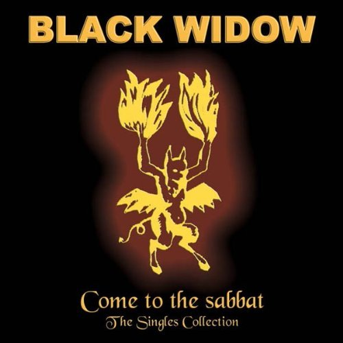 Black Widow Come To The Sabbat Singles Co 5 CD Single Set