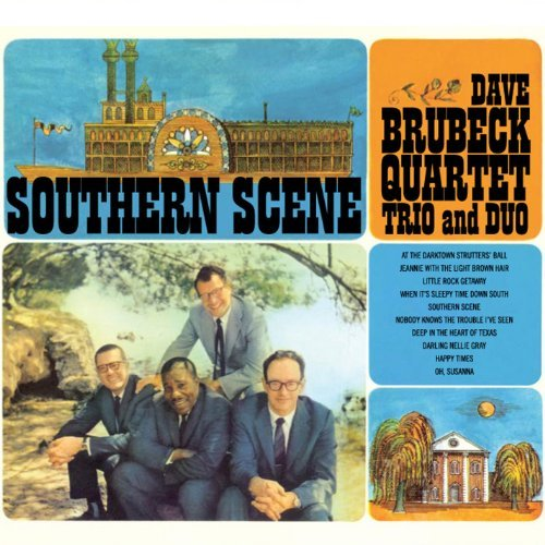Dave Brubeck Southern Scene The Riddle Import Esp 2 On 1