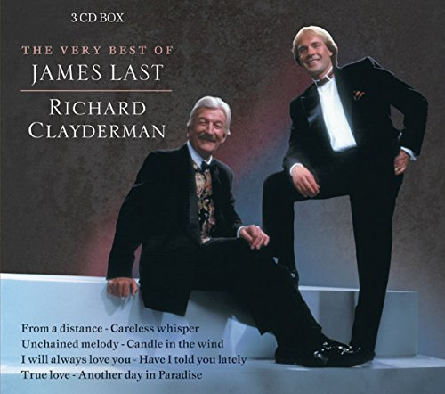 James & Richard Last Very Best Import Eu 3 CD Set