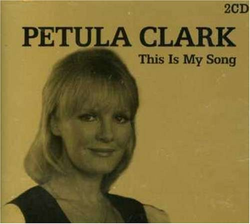 Petula Clark This Is My Song Import Gbr 2 CD Set