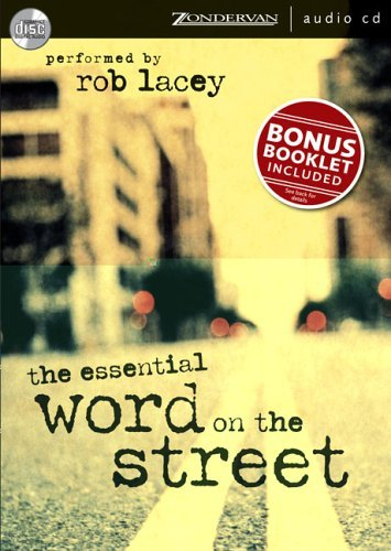 Zondervan Publishing Essential Word On The Street CD With Booklet Gm
