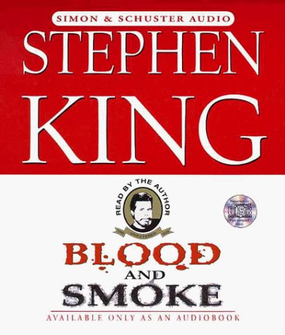 Stephen King Blood & Smoke