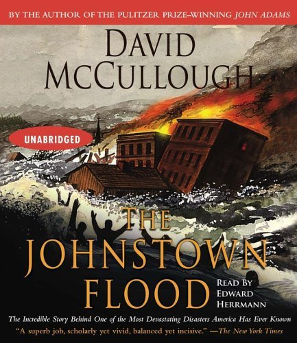David Mccullough The Johnstown Flood