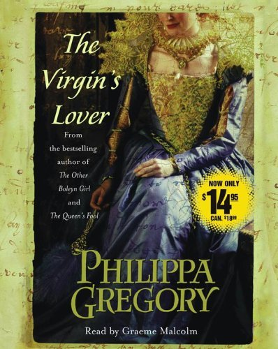 Philippa Gregory The Virgin's Lover Abridged