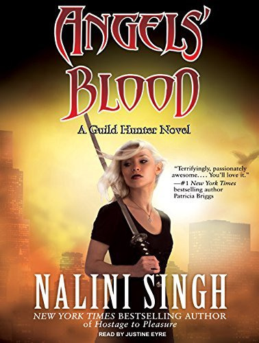 Nalini Singh Angels' Blood Mp3 CD