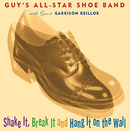 Guy's All Star Shoe Band Shake It Break It And Hang It On The Wall Music Recording