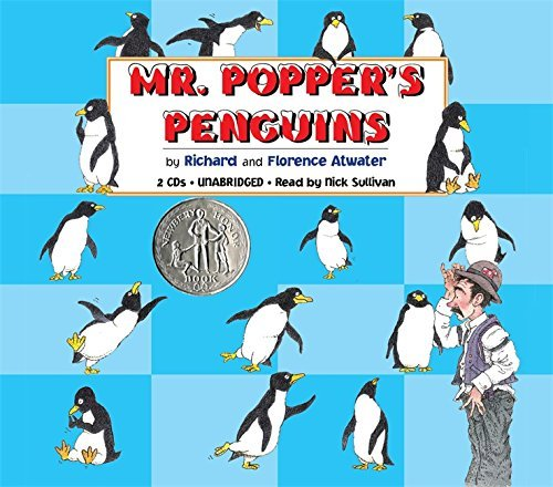 Richard Atwater Mr. Popper's Penguins