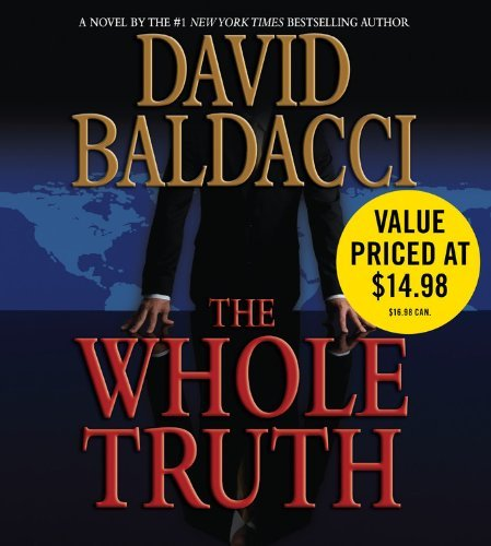 David Baldacci The Whole Truth Abridged