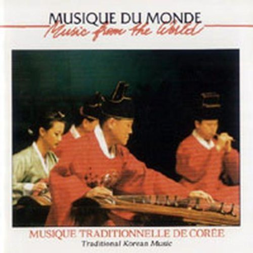 Korea Musique Traditionnelle De Core Import Eu