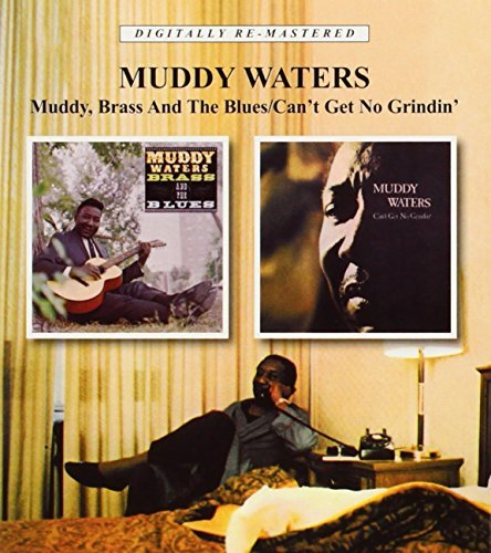 Waters Muddy Muddy Brass & The Blues Can't Import Gbr 2 On 1 Remastered