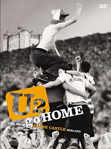 U2 Go Home Live From Slane Castle Import Eu