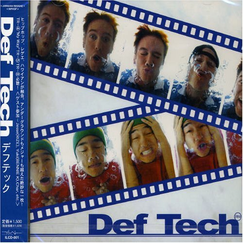 Def Tech Def Tech Import Jpn