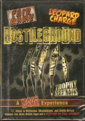 Fair Game Hostile Ground Pg