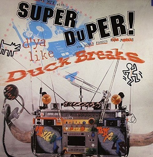 Turntablist Super Duper Duck Breaks