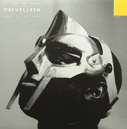 Madvillain All Caps