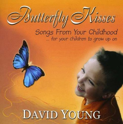 David Young Butterfly Kisses