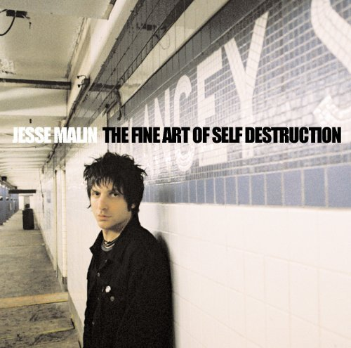 Jesse Malin Fine Art Of Self Direct Metal