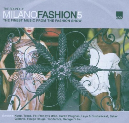 Milano Fashion Vol. 5 Milano Fashion Import Ita 2 CD Set
