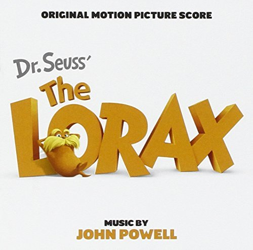 John Powell Lorax (orginal Score) Music By John Powell