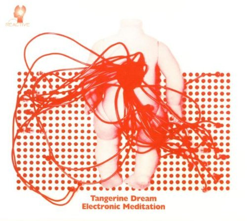 Tangerine Dream Electronic Meditation Import Gbr