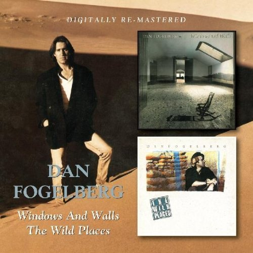 Fogelberg Dan Windows & Walls Wild Places Import Gbr 2 CD