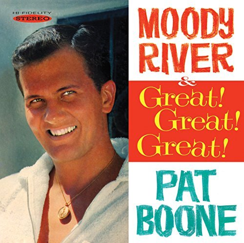 Pat Boone Moody River Great! Great! Gr
