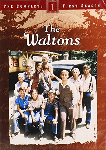 Waltons Season 1 DVD