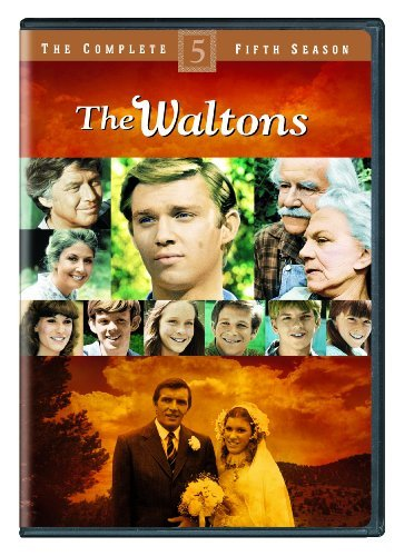Waltons Season 5 DVD