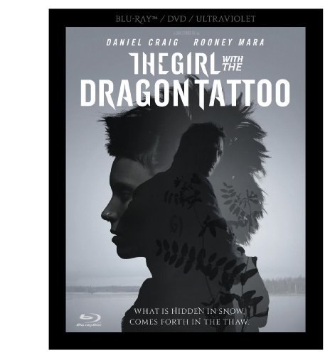 Girl With The Dragon Tattoo (2 Craig Mara Blu Ray DVD R