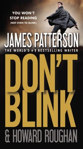 James Patterson Don't Blink