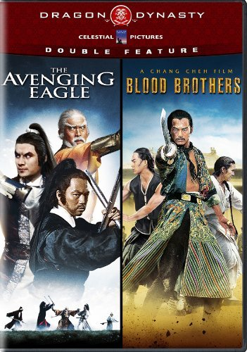 Avenging Eagle Blood Brother Avenging Eagle Blood Brother Ws Man Lng Eng Dub Nr 2 DVD
