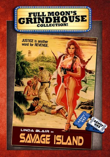 Savage Island Grindhouse Collection DVD R
