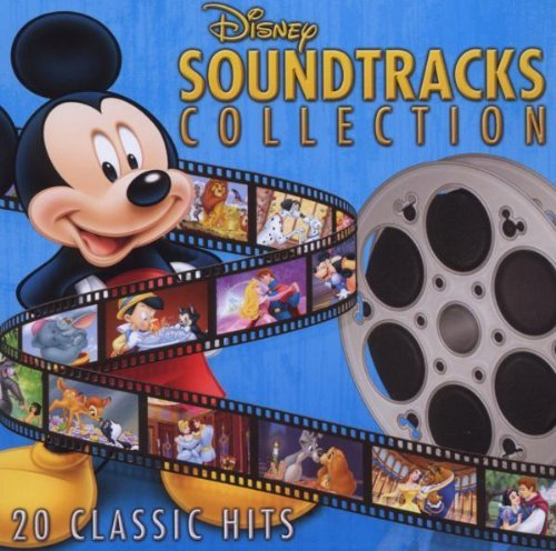 Disney Soundtracks Collection Disney Soundtracks Collection Import Gbr