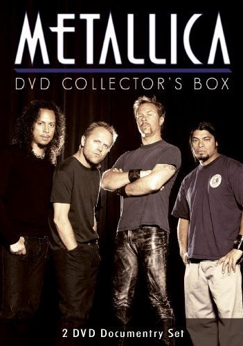 Metallica DVD Collector's Box Nr