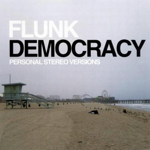 Flunk Democracy Personal Stereo Vers Import Eu