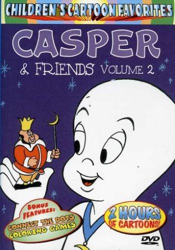 Casper & Friends Vol. 2 Clr Nr
