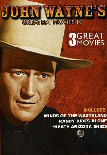 John Wayne 4 Wayne John Nr 4 On 1
