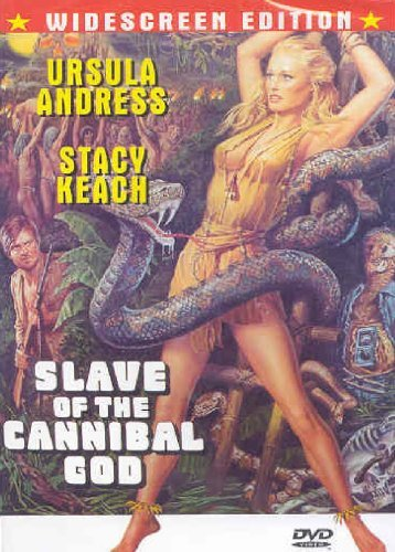 Slave Of The Cannibal God Andress Ursula Clr Ws Nr