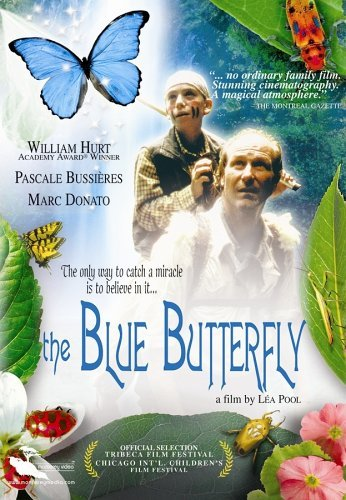 Blue Butterfly Hurt Bussieres Donato Pg