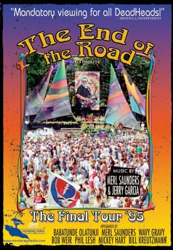 End Of The Road Grateful Dead Nr