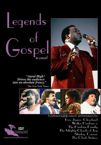 Legends Of Gospel In Concert Legends Of Gospel In Concert 2 DVD