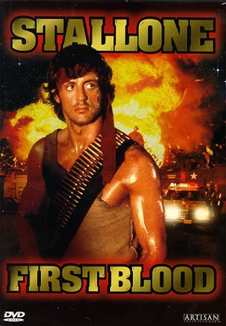 First Blood Stallone Crenna Clr Cc Dss Ws Keeper R