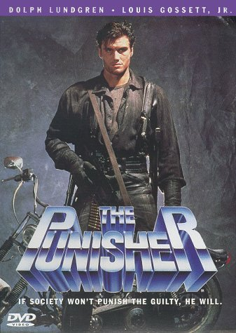 Punisher Lundgren Gossett Jr. R