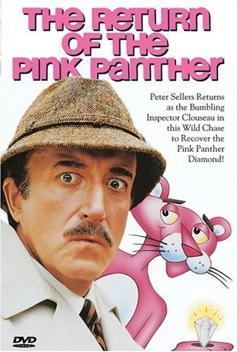Return Of The Pink Panther Sellers Plummer Schell Clr Cc Dss Ws Keeper G