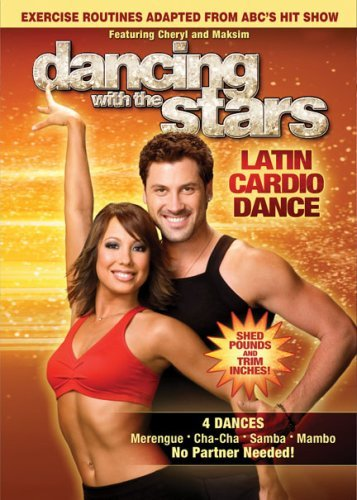 Latin Cardio Dance Dancing With The Stars Nr