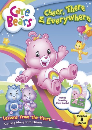 Cheer There & Everywhere Care Bears Nr
