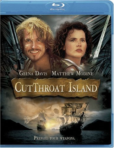 Cutthroat Island Cutthroat Island Blu Ray Ws Pg13