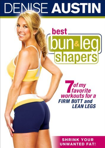Denise Austin Best Bun & Leg Shapers Nr