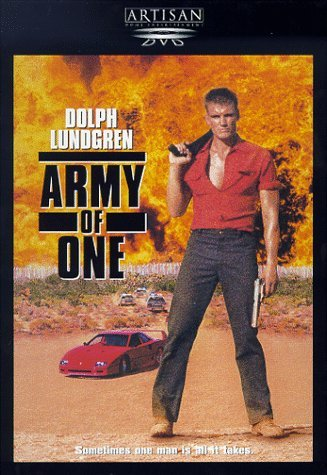 Army Of One Lundgren Segal Alfonso Clr R